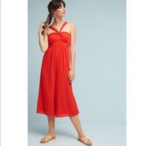 Anthropologie Maeve Proust Cropped Jumpsuit 6
